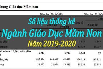 thong-ke-so-lieu-giao-duc-mam-non-2019-2020